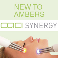 CACI Synergy at ambers Beauty studio